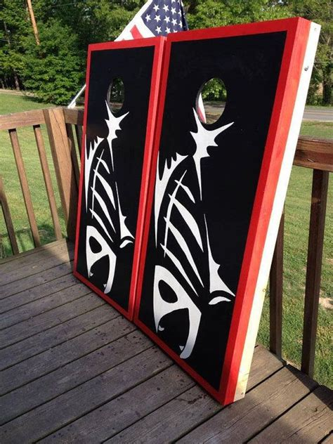 light up corn board hole sets 50 best images about corn hole boards on pinterest