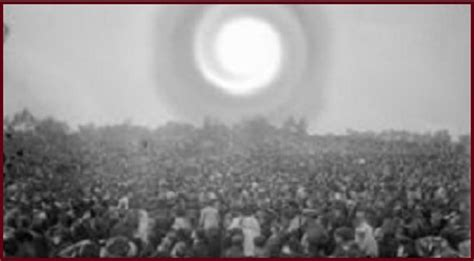 The Miracle Of Our Of Fatima Fatima And The Signs Of The Times Needs A Closer Look Homiletic Pastoral Review