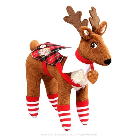 The On The Shelf Reindeer by The On The Shelf Claus Couture Collection Polar