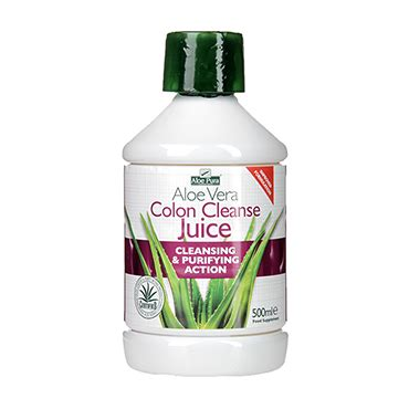Aloe Vera Detox Drink by Aloe Pura Aloe Vera Colon Cleanse Juice Gnc Co Uk