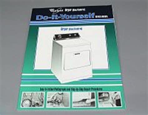Kenmore Dryer Repair Manual Appliance Parts Amp Repair