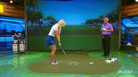 martin hall golf swing martin hall s golf tips to stop a slice golf channel