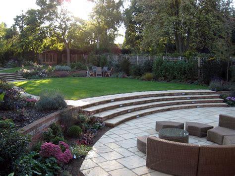 christine lees garden design  garden  hertfordshire