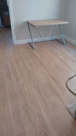 Handyman Project ? Vinyl Flooring Installation   Handyman
