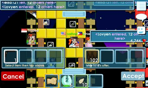 Harga Clear World Di Growtopia growtopia indonesia scrreenshot of growtopia