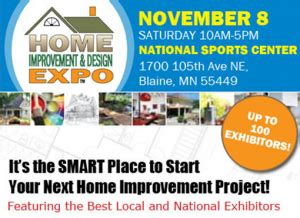 home improvement design expo blaine mn get remodeling inspiration at the blaine home improvement