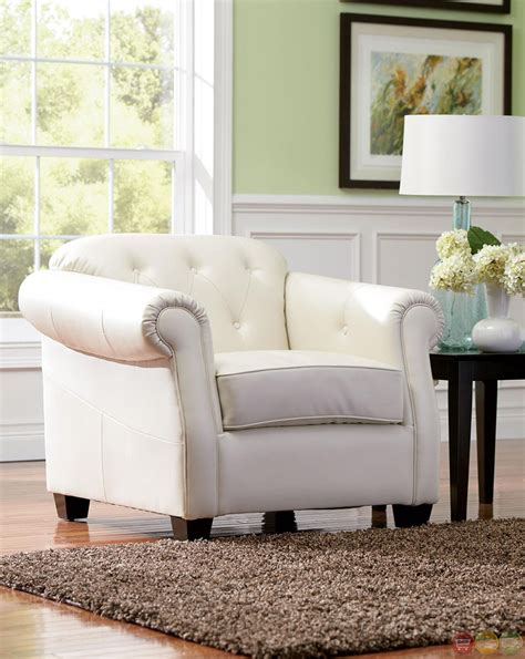 white leather living room kristyna white bonded leather stationary living room