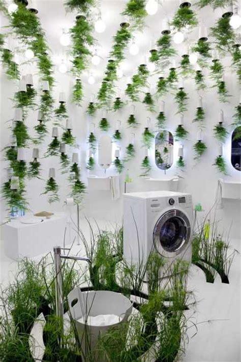 Boutique Bathroom Ideas 30 Green Ideas For Modern Bathroom Decorating With Plants