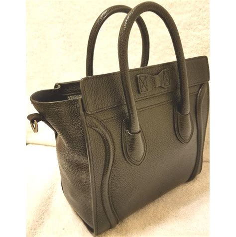 high replica flap shopper tote low price outlet home c 233 line luggage convertible shoulder satchel handbag black