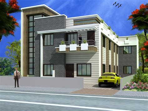 modern house plans with pictures in bangladesh modern house duplex 2 floors house design click on this link http