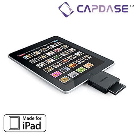 Capdase Dock Connector Card Reader 3slot capdase dock connector card reader for 2 3