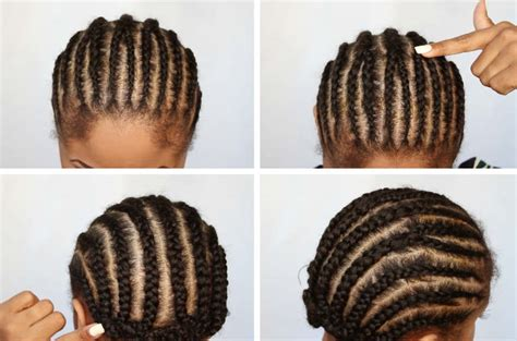 how to cornrow hair for crochet braids crochet braids everything you need to know un ruly