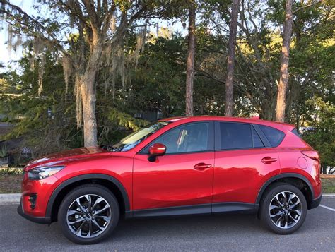 review 2016 mazda cx 5 grand touring is style with