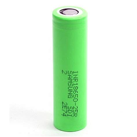 Promo Samsung Inr 18650 25r Li Ion Battery 2500mah 3 7v With Flat Top samsung inr 18650 25r li ion battery 2500mah 3 7v with flat top green jakartanotebook