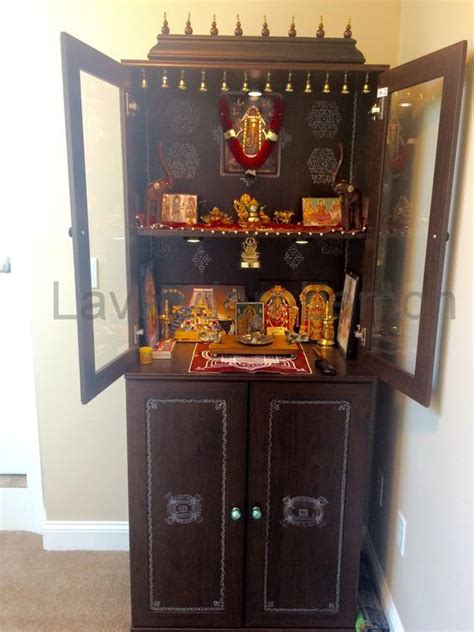 Pooja Room Shelf Designs ikea shelf home mandir puja room room and ikea shelves