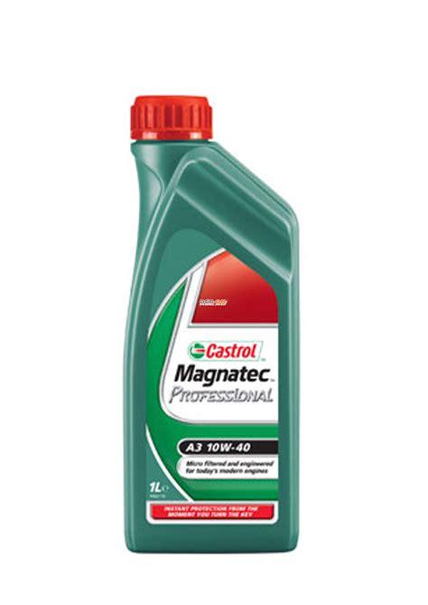 Castrol Magnatec Sae 10w 40 Api Sn Galon 4 Liter Original масла oem