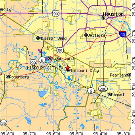 map of missouri city texas missouri city texas tx population data races housing economy