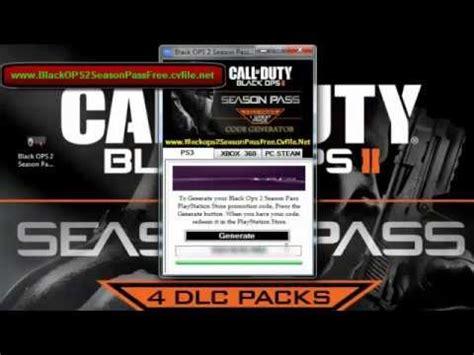 Redeem Code Xbox Pass black ops 2 season pass redeem codes xbox 360 ps3