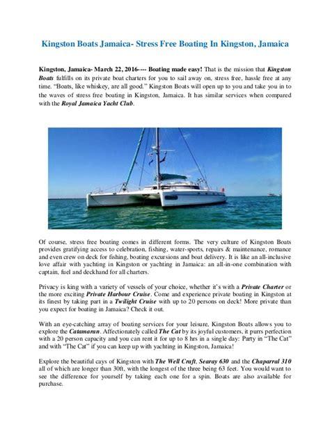 boat show kingston kingston boats jamaica stress free boating in kingston