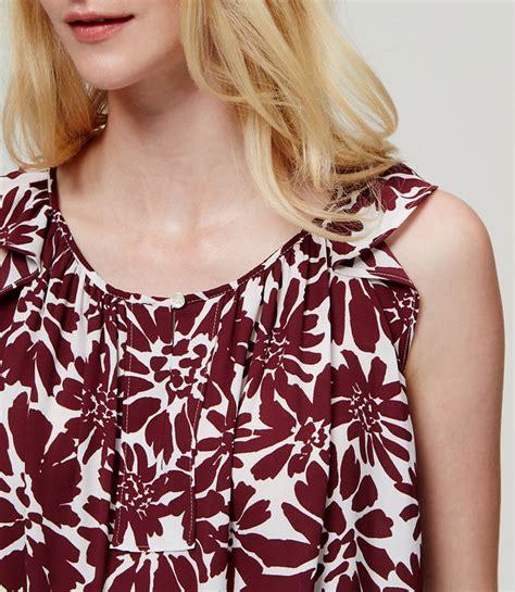 Royal Top Blouse Hq helene evening blouse collar blouses