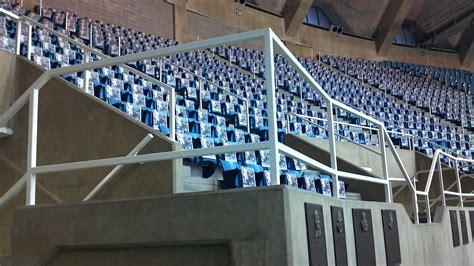 wvu student section wvu v oklahoma state swag the coliseum