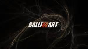 Mitsubishi Ralliart Logo Ralliart Logo Wallpaper