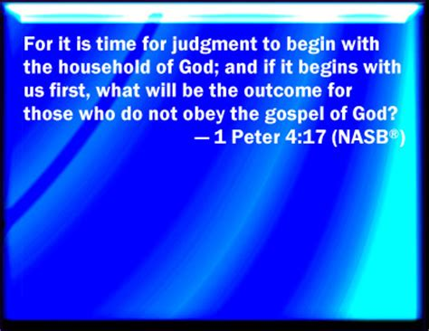 judgment begins at the house of god judgment begins at the house of god 28 images bible verse powerpoint slides for 1