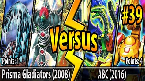 Abc Cup cold wave gladiator beasts 2008 vs abc 2016 cross