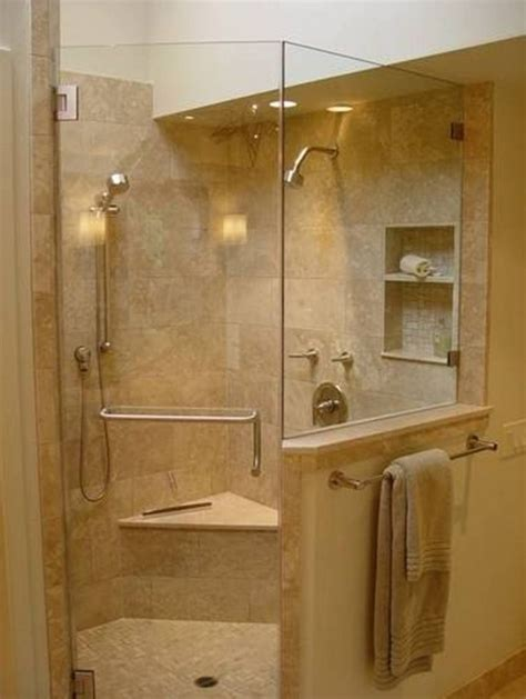 corner shower small bathroom 25 best ideas about corner shower stalls on pinterest