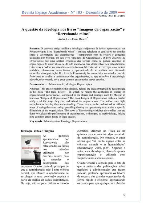 """(PDF) A questão da ideologia nos livros """"Imagens da"""