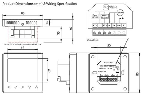 wifi wiring diagram 19 wiring diagram images wiring diagrams creativeand co neostat e wireless thermostat heat mat