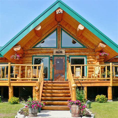 log cabin lodge hotel alaska log cabin wilderness lodge canusa