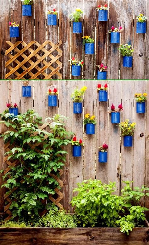 backyard decorations backyard garden fence decoration makeover diy ideas