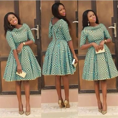 how to nail ankara office dress daily office gown styles for nigerian ladies jiji ng blog