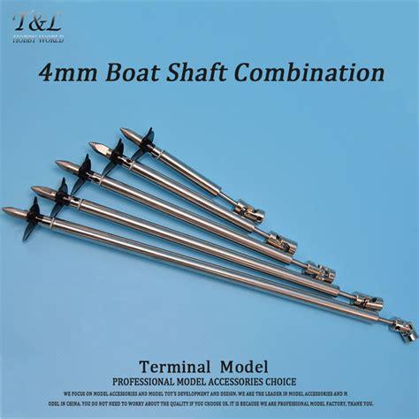 model boat propeller shaft model boat stainless steel 4mm ship shaft drive shaft