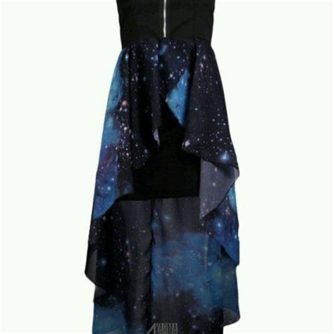 Your Budget With These Con Galaxy Style Dresses by And Black Dresses Wallpaper