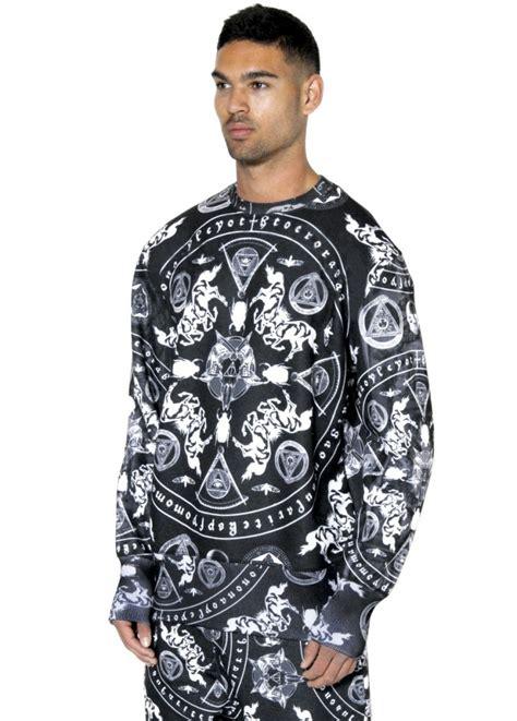 Hoodie Mosh And Rock On Leo Cloth dead leo cult sweatshirt attitude clothing