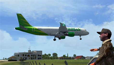 citilink airbus x livery citilink airbus a320 200 pk glv for fsx