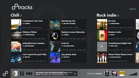 8tracks radio app for windows in the windows store