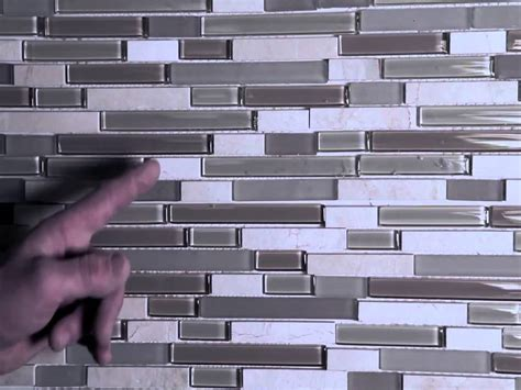 Wall Tile Installation Mosaic Wall Tile Installation
