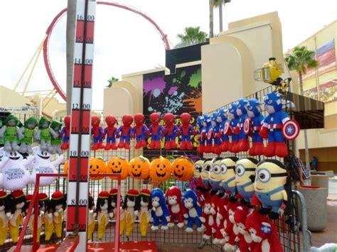 Universal Studios Decorations by Universal Studios Florida Trip Report September 2012