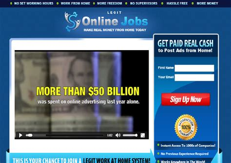Legit Online Work From Home Jobs - legit online jobs real online jobs and work from home