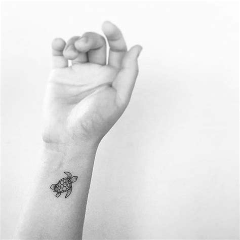 turtle tattoos on wrist best 25 small turtle ideas on turtle
