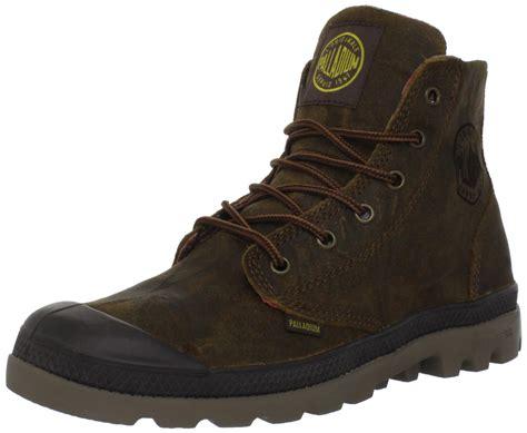 palladium boots mens palladium palladium mens pa hi lite oudoor suede boot