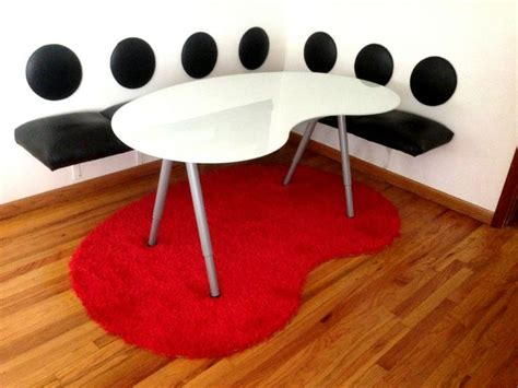 1000 images about kidney shape tables on tile