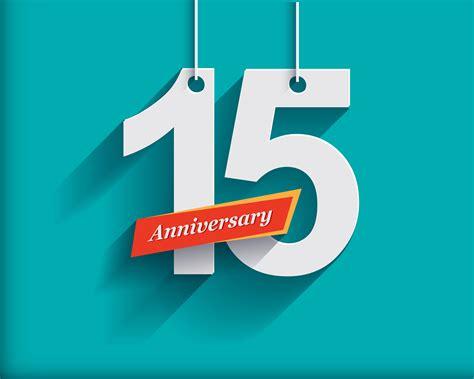 15th anniversary 2015 crossref