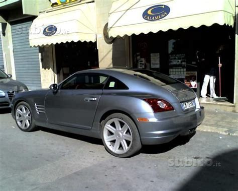 sold chrysler crossfire 2004 used cars for sale autouncle