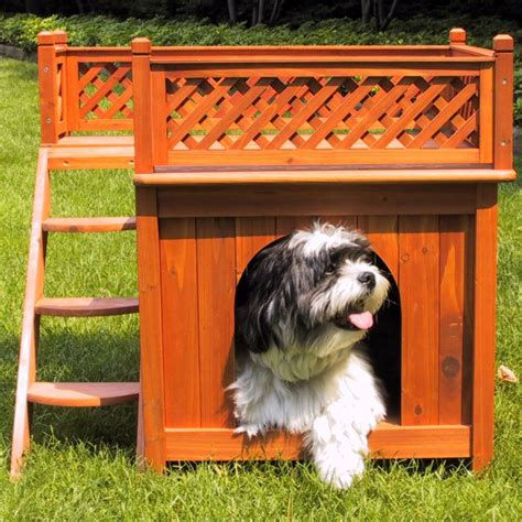 out of the dog house 34 doggone good backyard dog house ideas