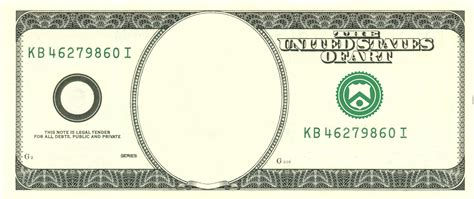 blank dollar bill template dollar blank by kuraimizu meme center