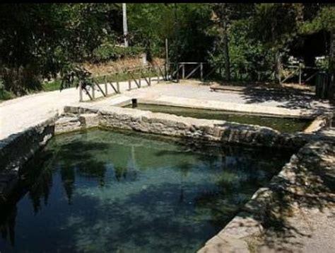 san casciano a bagni benessere low cost le piscine termali libere ecobnb